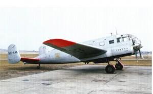 Nord NC-701, godbit fr Arlanda Flygsamlingar